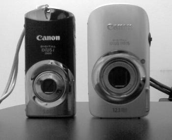 Две фотоапаратчета